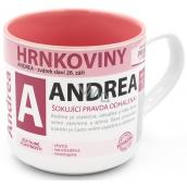 Nekupto Hrnkoviny Hrnek se jménem Andrea 0,4 litru
