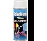 Color Works Colorspray 918515C černý lesklý alkydový lak 400 ml