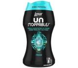 Lenor Unstoppables Fresh - Svieža vonné perličky do práčky dodávajú prádlu intenzívnu sviežu vôňu až do ďalšieho prania 140 g