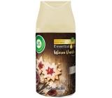 Air Wick FreshMatic Essential Oils Warm Vanilla - Vôňa vanilkového cukroví automatický osviežovač náhradná náplň 250 ml