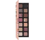 Catrice Pre Next-Gen Nudes Slim Eyeshadow Palette paleta očných tieňov 010 Courage Is Beauty 10,6 g