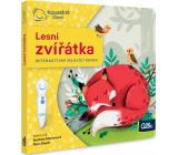 Albi Kúzelné čítanie interaktívne minikniha Lesné zvieratká pre deti od 2 rokov