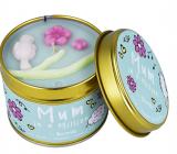 Bomb Cosmetics Najlepšie mamka - Mum In A Million Vonná prírodné, ručne vyrobená sviečka v plechovej dóze horí až 35 hodín