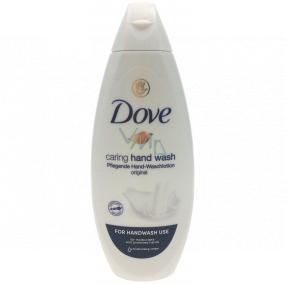 Dove Original Caring Hand Wash tekuté mydlo náhradná náplň 250 ml