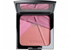 Artdeco Blush Couture Cross The Lines trojfarebná tvárenka v limitovanej edícii 10 g