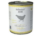 Dr. Clauder BARF Kuracie frikasé Kompletné krmivo pre dospelých psov citlivé na stravu 800 g