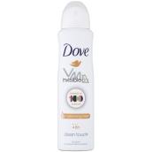 Dove Invisible Dry antiperspirant sprej pre ženy 150 ml