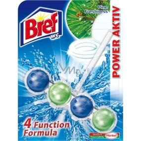 Bref Power Aktiv 4 Formula Borovica Freshness WC blok 51 g