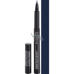 Gabriella salva Liquid Eyeliner In Pen tekuté očné linky vo fixu 03 Blue 1,2 ml