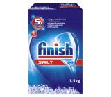 Calgonit Finish Special Salt soľ do umývačky 1,5 kg