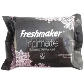 Freshmaker Intimate obrúsky na intímnu hygienu 20 kusov
