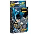 Batman Náplasti sterilné pre deti 20 kusov