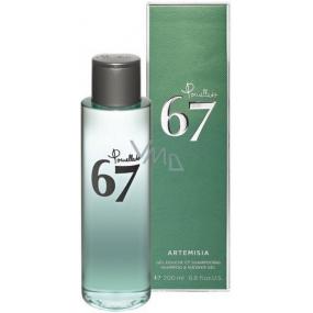 Pomellato 67 Artemisia sprchový gel unisex 200 ml