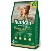 Nutrican Senior / Light Kompletné krmivo pre starších psov a psov trpiacich nadváhou 3 kg