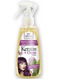 Bion Cosmetics Keratín & Chinín bezoplachový kondicionér na vlasy 260 ml