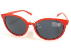 Dudes & dudettes Slnečné okuliare pre deti oranžové 51-17-134