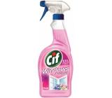 CIF čis.skla a okien Floral 750rozpr.růžový 3849