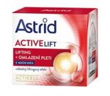 Astrid Active Lift OF20 liftingový omladzujúci nočný krém pre zrelú pleť 50 ml