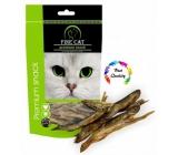 Fine Cat Premium Snack rybičky sušené - chutné prírodné maškrty pre mačky všetkých rás 35 g