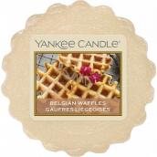 Yankee Candle Belgian Waffles - Belgické vafle vonný vosk do aromalampy 22 g