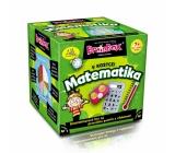 Albi V kocke! Matematika desaťminútová hra na precvičenie pamäti a vedomostí odporúčaný vek 7+