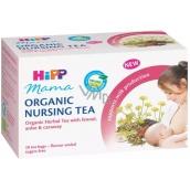 Hipp Mama Bio bylinný čaj pre dojčiace matky s feniklom, anízom a rascou sáčky 20 x 1,5 g