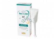 Dr. Muller Tea Tree Oil gél na intímnu hygienu ženy antibakteriálne liečby 7 x 7,5 ml