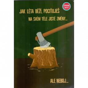 Albi Hracie prianie do obálky K narodeninám Prianie sa drevorubačom Život je takovej Tri sestry 14,8 x 21 cm