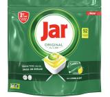 Jar Original All in One Lemon kapsule do umývačky riadu 92 kusov