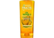 Garnier Fructis Oil Repair 3 posilňujúci balzam pre suché a hrubé vlasy 200 ml