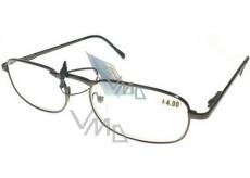Berkeley Čtecí dioptrické brýle +3 černé CB02 1 kus MC2005