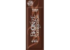 Bronze Satifaction Total krém na opaľovanie s hydratačným efektom 15 ml