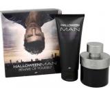 J. Del Pozo Halloween Man toaletní voda 75 ml + balzám po holení 100 ml dárková sada