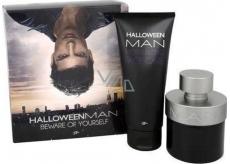 J. Del Pozo Halloween Man toaletná voda 75 ml + balzam po holení 100 ml darčeková sada