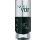 Catrice Noir Noir Lacquer lak na nehty 06 Noir Vert 10 ml
