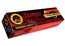 Tempo Vosková pasta na čištění a leštění starých autolaků 120 g