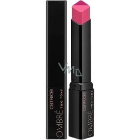 Catrice Ombré Two Tone Lipstick rúž 050 Please Tell Rosy 2,5 g