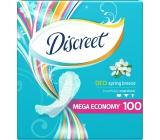 Discreet Deo Spring Breeze multiform slipové intimní vložky pro každodenní použití 100 kusů
