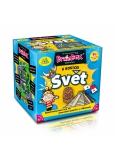 Albi V kocke! Svet desaťminútová hra na precvičenie pamäti a vedomostí odporúčaný vek 8+