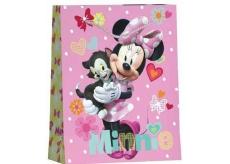 Darčeková taška Disney DT L Minnie s kocúrom