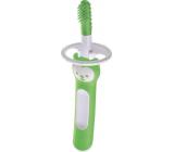 Mam massaging Brush zubnú kefku 3+ mesiacov rôzne farby 1 kus