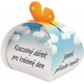 Čarovný darček Jemné prírodné mydlo z rastlinných olejov pre krásny deň 50 g