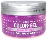 Štýl Vitali Color Repair & Hold Aloe Vera tužiace gél na vlasy 190 ml
