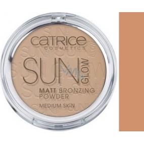 Catrice Sun Glow Matt Bronzing Powder bronzujúci púder 030 Medium Bronze 9,5 g