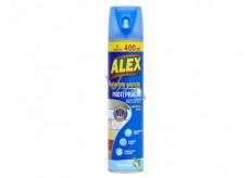 Alex Proti prachu na všetky povrchy antistatický s vôňou záhrady po daždi 400 ml sprej