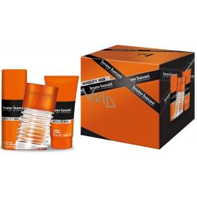Bruno Banani Absolute Man toaletní voda 50 ml + deodorant spray 50 ml + sprchový gel 50 ml, dárková sada