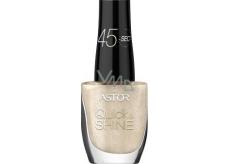 Astor Quick & Shine Nail Polish lak na nehty 621 Café Liégeois 8 ml