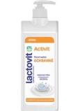 Lactovit Activity ochranné telové mlieko s dávkovačom 400 ml