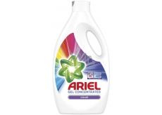 Ariel Color tekutý prací gél na farebné prádlo 40 dávok 2,2 l