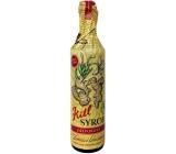 Kitl Syrob Bio Zázvor sirup pre domáce limonády, z čerstvo vylisovanej šťavy z koreňa zázvoru v Bio kvalite 500 ml